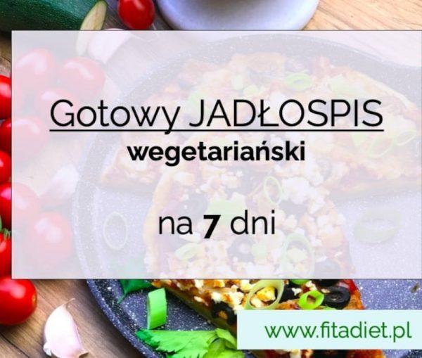 Jadłospis wegetariański